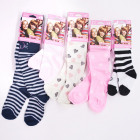 Tights For Girls, Patterns, 3-11 Years, 4974