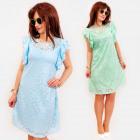 BI794 Lace Dress, Decorative Frills