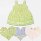 A19133 Pastel Dress for Little Princess 3-36