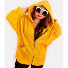 EM30 Women's Plus Size Jacket, Kimono, Boucle