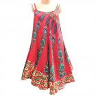 Women Summer Dress, M-2XL, C17812