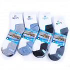 Mens Socks, cotton , Sport, 40-47, 4992