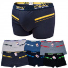 D2693 Cotton Mens Boxer Shorts, L - 3XL, Sport