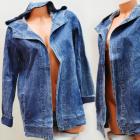 B152, cape Frauen, Jeans