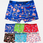4533 Football Boxer, Panties for a Boy, 5-12 years