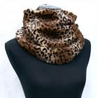 Winterbont-schoorsteen, sjaal, luipaardpatroon A12