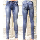 B16268 women's jeans, fashionable butted MIX