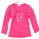 Bluse für Mädchen, Baumwolle, 9-36, 6350