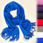 B10A13 Doux, écharpe d'hiver, couleurs juteuse