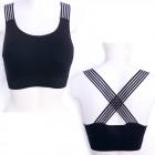Frauensportoberteil, Fitness-BH, S-XL 5083