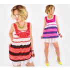 D1462 Beach, Summer Dress, Airy Tunic