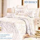 Bedding Set 160x200, 3 Parts, Z006