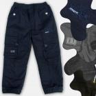 Pantalon isolé pour garçon en coton A19200, 1-5