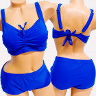 4615 Swimsuit. Large Plus Size, up to 64 size