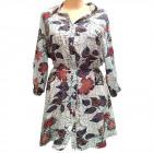 Women Summer Dress, M-2XL, C17815