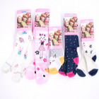 Tights For Girls, Patterns 3-11 Years 4973