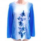 Women's Blouse, Loose Tunic, L - 3XL, 5218