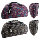TB09 Large Bag - FLOWER Travel Suitcase