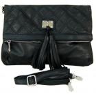 Beautiful quilted clutch handbag FB39