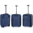 Fashionable suitcase hand luggage. Travel suitcase