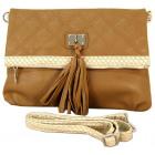 FB39 Women's Handbag Quilted Chanelka women