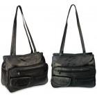 LHB38 Black Damen Geldbörse HIT Handtasche