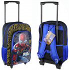 Iron Spider Suitcase / Backpack with wheels for ki
