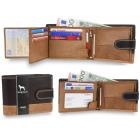 An elegant men's wallet RF42 NCN MNC wallets