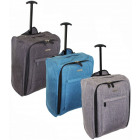 Travel suitcase hand luggageTB05 Tweed suitcases