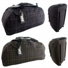 TB09 Large Bag - Travel suitcase Gray grille