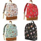CB162 Women's Backpack Owls Colors Women's