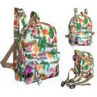 Mały poręczny plecaczek damski na lato CB303 tanio