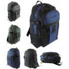 A capacious BP218 school tourist backpack