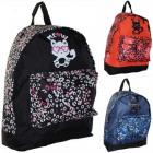School Backpack. Urban Tourist. Cat
