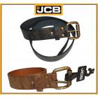 Ein dicker Herren Ledergürtel von JCB2 schwarz / g