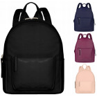 A beautiful fashionable ladies' backpack from