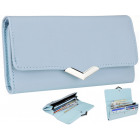 Beautiful women's wallet for a gift PS171 COLO