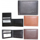 Men's Wallet Natural Leather with RFID NC40 pr