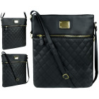 Ladies Purse Quilted A4 2542 handbags