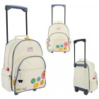 Suitcase for children on Debbi wheels