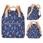 Piękny plecak damski CB186 Secret Garden