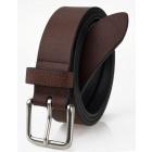 M & S men's belt genuine leather 27