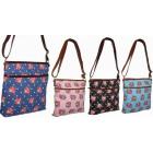 CB170 Roses Material Handtasche Damen Handtaschen