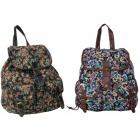 Vintage Ladies' School Backpack. Urban. backpa