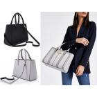 Beautiful shoulder bag + detachable strap