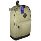 BP252 Plain school backpack hiking backpacks;