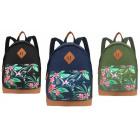School backpack A4 BP241 TROPICAL