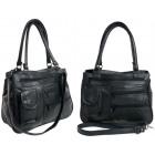 Wunderschöne Handtasche aus echtem Leder - LHB27