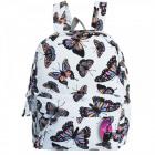 Women's backpack in butterflies CB303