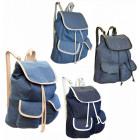 Women's backpack A4 CB307 city school backpack